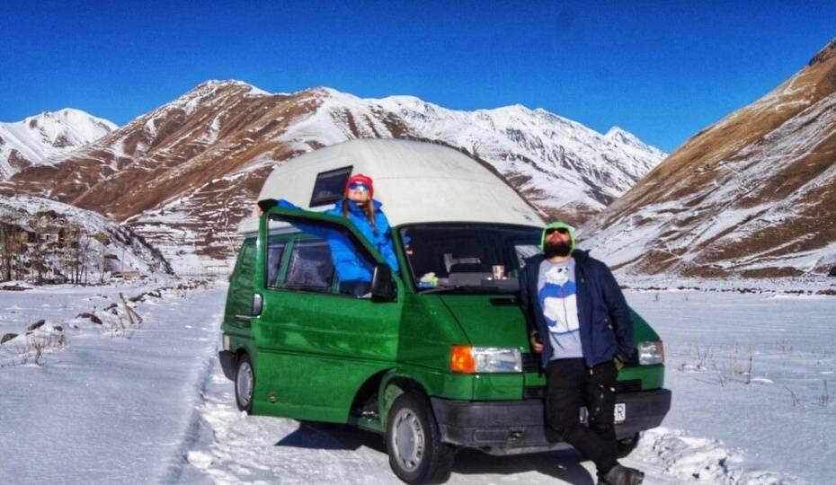 KamperManiak w Kamperem przez świat #Discovery Channel